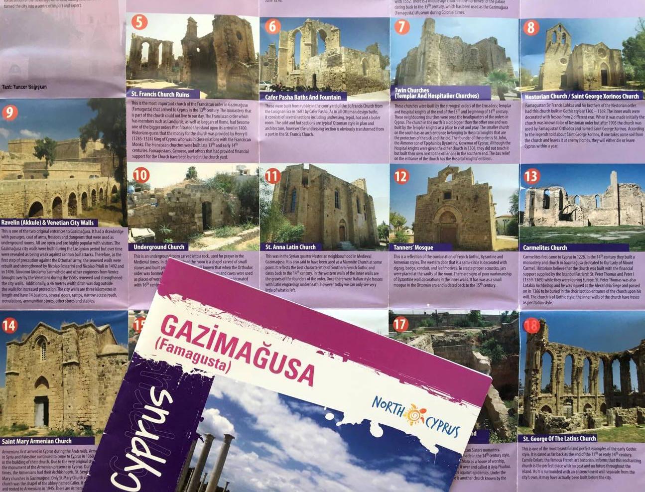 Famagusta, spørgelsesby på Cypern, oplevelser i famagusta, famagusta oplevelser